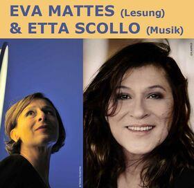 Bild: Eva Mattes (Lesung) & Etta Scollo (Musik) - Eine musikalisch-literarische Hommage an Elena Ferrante und ihren ersten Band der neapolitanischen Saga