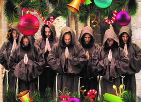 THE GREGORIAN VOICES - Gregorianik meets Pop zur Weihnachtszeit - Gregorianik meets Pop ... zur Weihnachtszeit