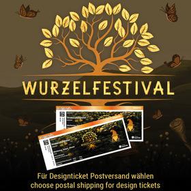 Bild: Zurück zu den Wurzeln Festival - Back to the Psychedelic Forest - 1 Wurzelpass