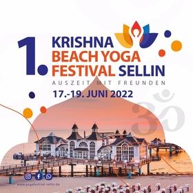 Bild: 1. Krishna Beach Yoga Festival - 3 Tages Yogafestival