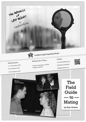 Bild: The Madness of Lady Bright/The Field Guide to Mating - two one act plays