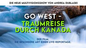 Bild: Go West - Traumreise durch Kanada - Multivisionsshow von Andrea Dublaski