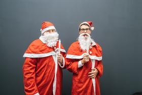 Bild: The Fuck Hornisschen Orchestra - Weihnachtsschmonzette