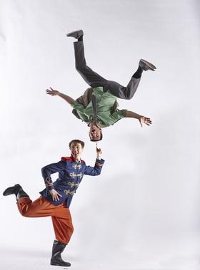 Bild: Coq au Vin - Überraschung! Der Zirkus ist da!