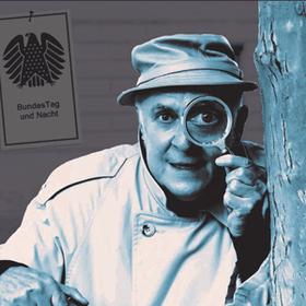 Bild: Lothar Bölck - (Der)Schleim(der)Spuren