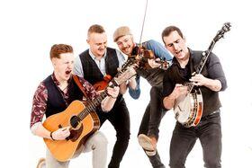 Bild: JigJam - Live in Tullamore