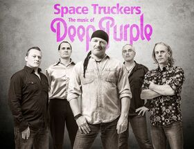 Bild: Space Truckers - The Music of Deep Purple