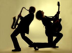 Bild: Jazzabend mit Orchestra Nueva - Konzert mit dem Duo aus Berlin