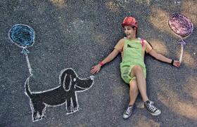 Bild: Mein Freund Charlie - Schauspiel mit echtem Hund