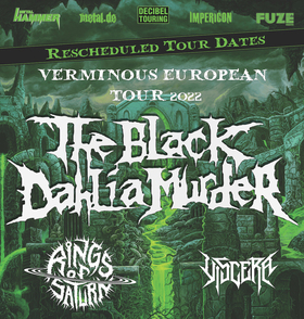 Bild: The Black Dahlia Murder