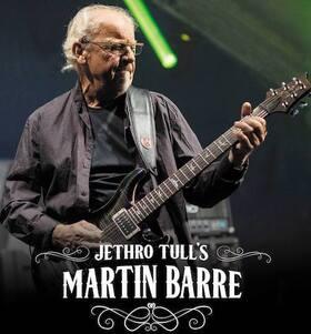 "Jethro Tull´s MARTIN BARRE & Band - ""Aqualung 50th Anniversary European Tour"""