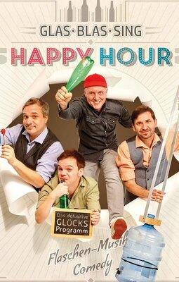 Bild: GlasBlasSing - Happy Hour - KölnPremiere