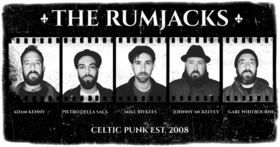 Bild: The Rumjacks + Gäste