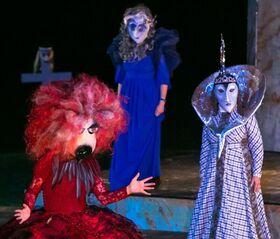 Bild: Frühlings Erwachen - Lange Nacht der Theaters - Synchrontheater