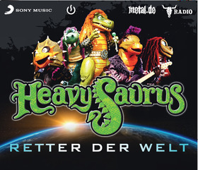 Bild: Heavysaurus - Retter Der Welt Tour 2021
