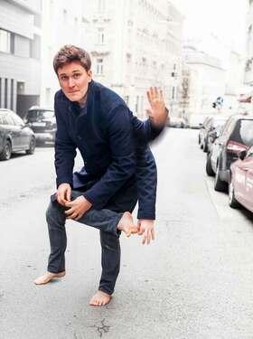 Bild: Hosea Ratschiller - Ein neuer Mensch - KölnPremiere