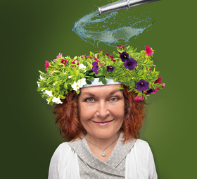 Bild: Annette von Bamberg - Über 50 geht's heiter weiter – jedenfalls für Frauen! - Kulturschmankerl im Forsthaus