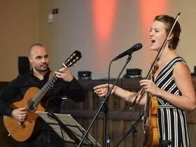 Sarah Gräfe & Gianluc Caliva - Konzert