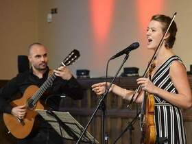Bild: Sarah Gräfe & Gianluc Caliva - Konzert