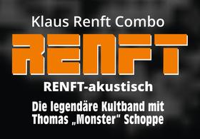 Bild: RENFT - akustisch, Klaus Renft Combo - Die legendäre Kultband mit Thomas