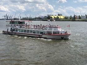 Bild: Große Hafenrundfahrt 2021 - 1-stündige Tour durch den Hamburger Hafen