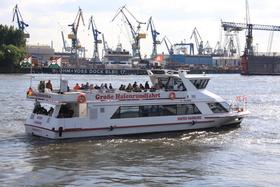Bild: Große Hafenrundfahrt 2021 - GRUPPENBUCHUNG - 1-stündige Tour durch den Hamburger Hafen