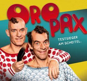 """Bild: Oropax - """"Testsieger am Scheitel."""""""