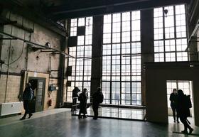 Bild: Licht und Transparenz (individuell buchbar) - Entdeckertour durch das historische Transformatorenwerk Oberschöneweide
