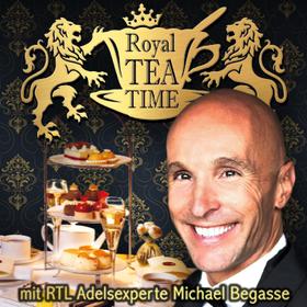 Bild: Royal Teatime - Zum Tee bei RTL-Adelsexperten Michael Begasse