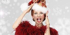 """Bild: Megy B. – """"Megy Christmas 2022"""" - Ein glamouröser Abend in vorweihnachtlicher Stimmung und warmem Buffet"""