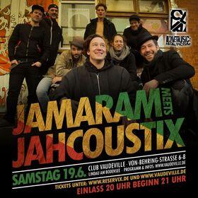 Bild: Jamaram meets Jahcoustix