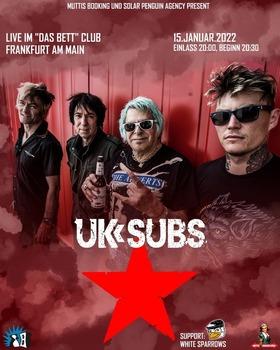 Bild: UK Subs