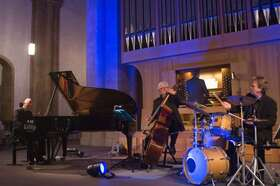Bild: Rhapsody in Blue - Orgel und Jazztrio - Internationaler Orgelsommer Kaufbeuren