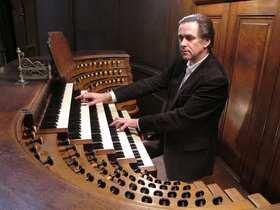 Bild: Orgelkonzert Ben van Oosten - Internationaler Orgelsommer Kaufbeuren