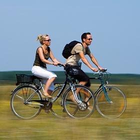 Bild: Die Nationalpark-Radtour