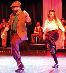 Bild: Celtic Rhythms - Direkt aus Irland - Die schönste irische Tanzshow!