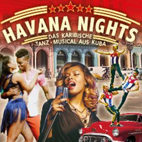 Bild: HAVANA NIGHTS 2022 - Das Tanz-Musical aus Kuba