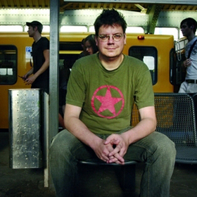 "Bild: Andreas ""Spider"" Krenzke - Comedy Lesung - outdoor"