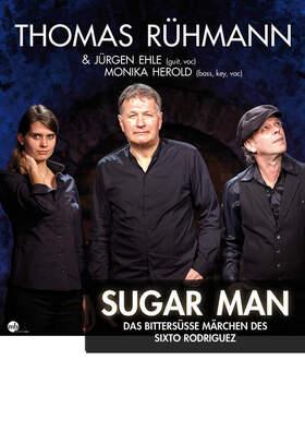 Bild: Thomas Rühmann Trio Sugar Man - gemeinsam mit Monika Herold & Jürgen Ehle - Trilogie eines Trios