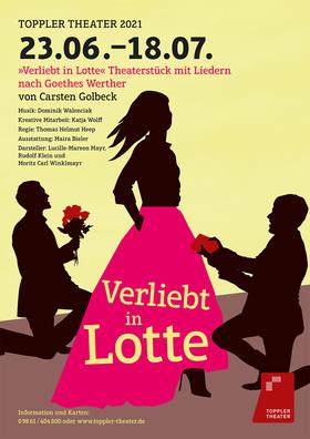 Bild: Verliebt in Lotte - Premiere und Uraufführung