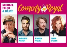 Bild: Comedy Rayal - Michael Eller und seine Gäste