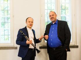 Bild: Duo JanDi - Sonaten und Fragmente - Konzert Leverkusener Musiker