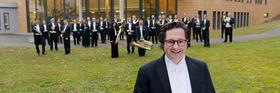 """Bild: Neujahrskonzert der Sächsischen Bläserphilharmonie - """"MIT VOLLDAMPF INS NEUE JAHR! - 1x Wien hin und zurück 1. Klasse"""""""