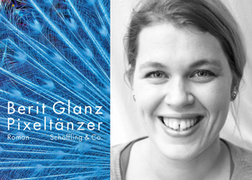 Bild: zwischen/miete: Berit Glanz - Junge Literatur im Livestream