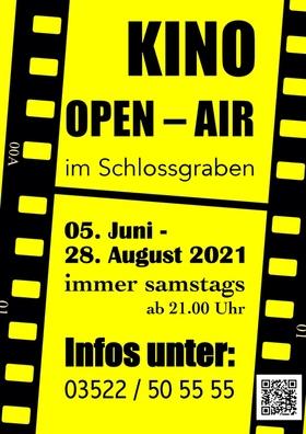 Bild: Buffet zum Open-Air-Kino - Eine ganz heiße Nummer 2.0