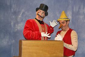 Bild: Pinocchio - Theater Fritz und Freunde