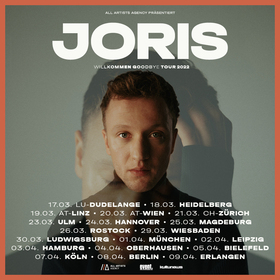 JORIS - Willkommen Goodbye Tour
