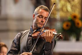 Bild: Virtuoser Streicherreigen: Bach und Bosso