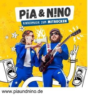 Bild: Pia & Nino - Kindermusik zum Mitrocken - Open-Air-Konzert