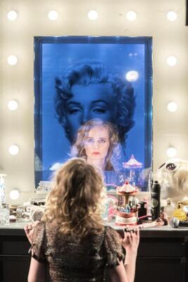 Bild: Marilyn Monroes letztes Band - Premiere